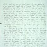Pastor Løkens brevsamling - brev datert 27. februar 1912 - side 2