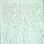 Pastor Løkens brevsamling - brev datert 27. februar 1912 - side 4