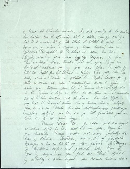 Pastor Løkens brevsamling - brev datert 27. februar 1912 - side 5