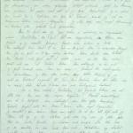 Pastor Løkens brevsamling - brev datert 6. mai 1912 - side 2