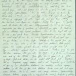 Pastor Løkens brevsamling - brev datert 15. oktober 1912 - side 2