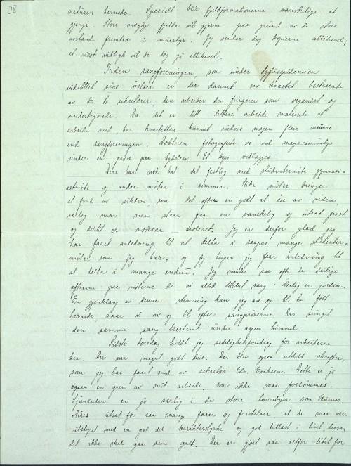 Pastor Løkens brevsamling - brev datert 15. oktober 1912 - side 7