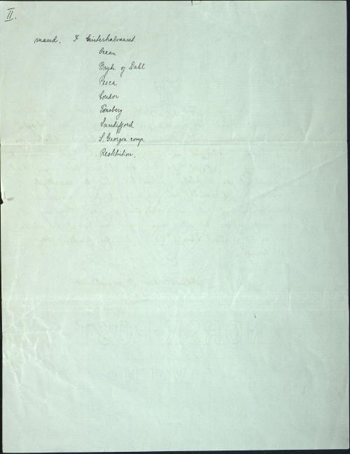 Pastor Løkens brevsamling - brev datert 17. august 1914 - side 2