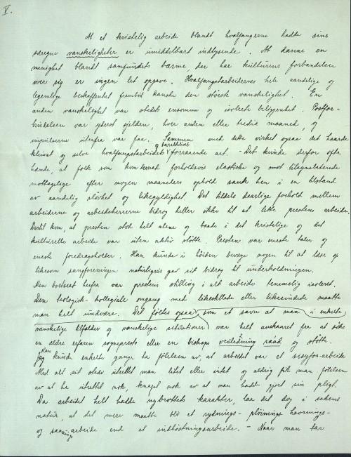Pastor Løkens brevsamling - brev datert 17. august 1914 - side 7