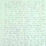 Pastor Løkens brevsamling - brev datert 22. mars 1913 - side 2