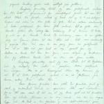 Pastor Løkens brevsamling - brev datert 22. mars 1913 - side 5