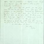 Pastor Løkens brevsamling - brev datert 22. mars 1913 - side 6