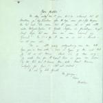 Pastor Løkens brevsamling - brev datert 29. juni 1913 - side 1