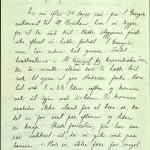 Pastor Løkens brevsamling - brev datert 8. juli 1914 - side 1