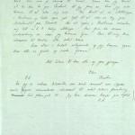 Pastor Løkens brevsamling - brev datert 12. juli 1914 - side 2