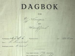 Skipsdagboken som dokumentarv