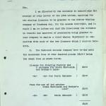 Mappe 3 - brev 1/4-1911