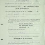 AS Hektors lisens for hvalfangst på Syd Shetland