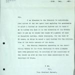 Mappe 3 - brev fra 11/5-1911