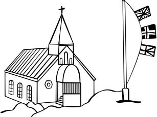 Kirken i Grytviken