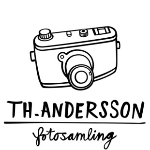 Theodor Anderssons fotosamling