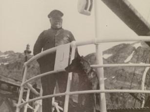 Fotografier fra ekspedisjonen til Bouvetøya