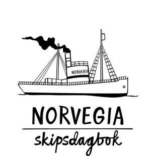 DS Norvegias skipsdagbok