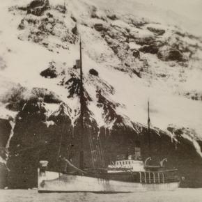 Fra Norvegiaekspedisjonen til Bouvetøya 1927