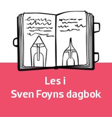 Les i Svend Foyns Dagbok