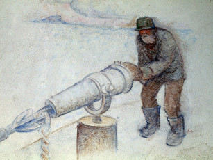 Svend Foyn og granatharpunen