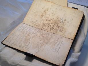 Dagboken som gjenstand