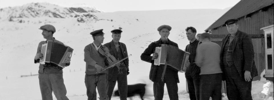 Grytviken ,Sør Georgia.Foto: Theodor Andersson, Hvalfangstmuseets fotoarkiv