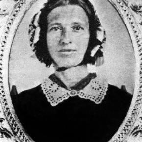 Elise Tvede  –  Slottsfjellsmuseets fotoarkiv